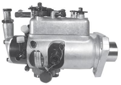 FORD TRACTOR 6600 6100 FUEL INJECTION PUMP NEW 4 CYL