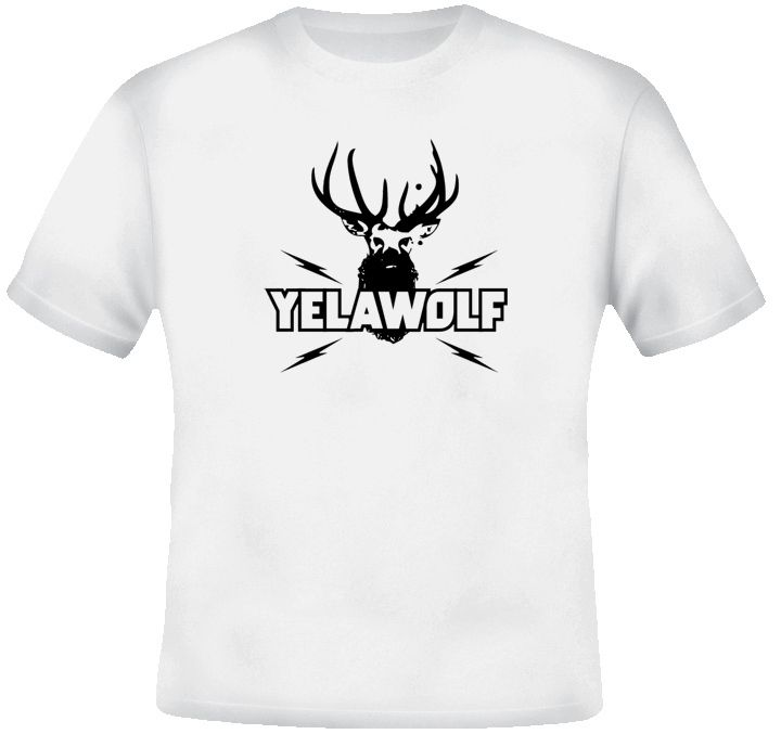 Yelawolf Deer Head Rap Hip Hop T Shirt