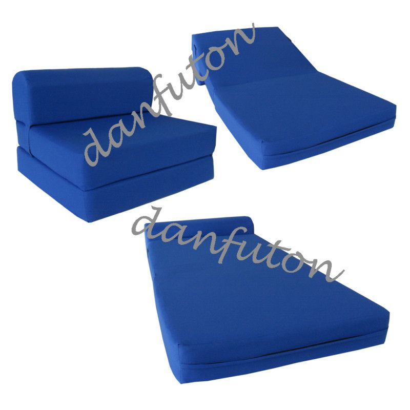 Gallery Of Sleeper Chair Folding Foam Bed Full Size